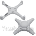 SongYang toys X8 Parts-01 Upper and Bottom shell cover,Bottom canopy