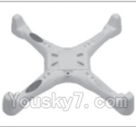 SongYang toys X8 Parts-03 Bottom shell cover,Bottom canopy