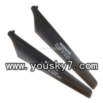 UDI-U12A-helicopter-parts-05 Lower Main Blade(2B)