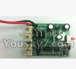 UDI R/C U17-parts-10 Circuit board