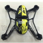 UDIRC U27 parts-04 Upper Main body frame with sheel cover-Yellow
