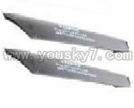 UDI-U8-helicopter-03 Lower main blades(2pcs)