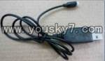 UDI-U803-parts-10 USB charge wire
