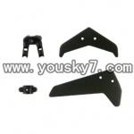 UDI-U807A-parts-20-Derection of wing