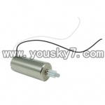 UDI-U809-helicopter-parts-12-Lower blades Main Motor B-Short shaft