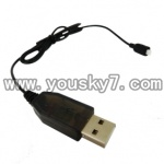 UDI-U809-helicopter-parts-22-USB Charging Cable
