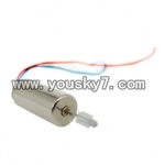 UDI-U810A-helicopter-parts-06-Upper Main Motor A-long shaft
