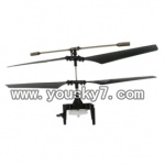 UDI-U810A-helicopter-parts-19-Main Rotor Head Set