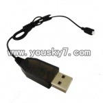 UDI-U810A-helicopter-parts-20-USB charge wire