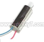 UDI-U817-parts-14 Main motor B(Red-Blue wire)