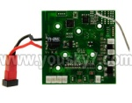 UDI R/C U817C Camera-parts-03 Circuit board