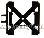 UDI R/C U817W -parts-11 main frame