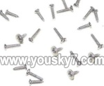 UDI R/C U817W -parts-24 Screws pack set