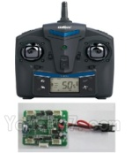 UDIRC-U818S-parts-11 Transmitter & Circuit board,Receiver board
