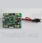 UDIRC-U818S-parts-15 Circuit board,Receiver board