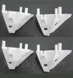 UDIRC-U842-1 parts-24 Motor cover(4pcs)-White