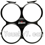 Holy Stone U818A Parts-01 Outer protect frame