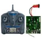 Holy Stone U818A Parts-43 Transmitter & Circuit board