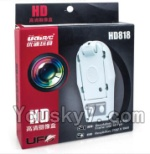 Holy Stone U818A Parts-50 Upgrade HD Camera unit(5,000,000 pixels-Include the Camera,2GB Memory card,Reader)
