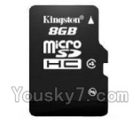 Holy Stone U818A Parts-51 2GB Memory card