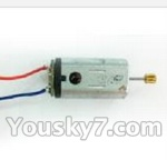 UDI-U822-parts-28 Main motor with long shaft and gear