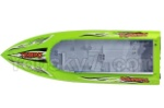 UDIRC-U902 parts-07 Bottom boat cover,Bottom shell cover-Green