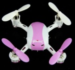 UDI R/C U939 Parts-26 BNF-Pink (Only Quadcopter boy,no battery,No charger,No transmitter)