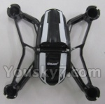 UDI R/C U941 Parts-01 Main body frame with sheel cover