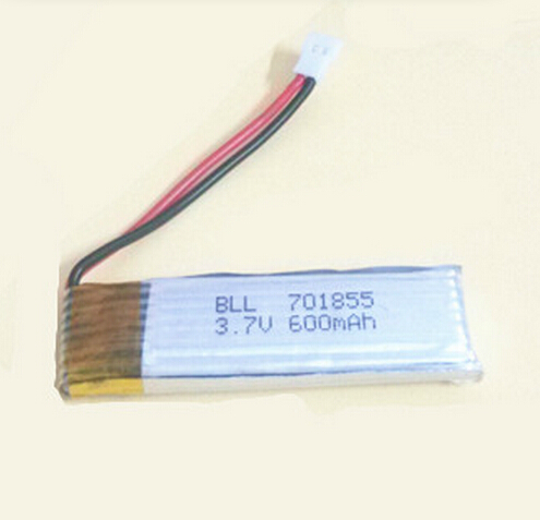 UDI R/C U941 Parts-17 Upgrade 3.7v 600mah 15c battery