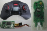 UDI R/C U941 Parts-21 Transmitter & Camera circuit board & Circuit board