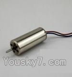 UDI U945 U945A Parts-22 rotating Motor with red and Blue wire(1pcs)