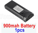 Visuo XS809 XS809S Parts-Battery-3.85V 900MAH Battery(1pcs)