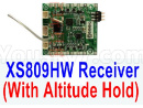 Visuo XS809hw Receiver board-With Altitude Hold