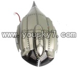 WLtoys-V222-01 Head cover