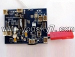 WLtoys-V222-18 Circuit board,Receiver board