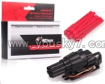 WLtoys-V222-21 Fired missiles device