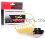 WLtoys-V222-22 Basket devices, lifting devices