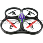 V262-parts-25 V262 Quadcopter BNF(Only Quadcopter Body ,No battery ,No transmitter,No charger)-Green&Purple