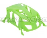 Wltoys V272-parts-02 Cover Green