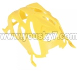 Wltoys V272-parts-03 Cover Yellow
