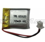 Wltoys V272-parts-04 3.7V 100mAh 20C Battery
