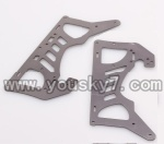 WL-V913-helicopter-28 Lower side metal frame(2pcs)
