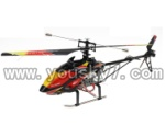WL-V913-helicopter-43 Single Helicopter(Not include remote control)