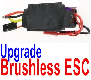 Wltoys V913 Spare Pars-60-03 Upgrade Brushless ESC Board