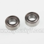 WL-V922-32 bearing for the hollow pipe(2pcs)-Φ2xΦ5x2mm