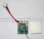 WLtoys v977-parts-08 Circuit board