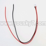 WL911-boat-parts-10 wire with plug