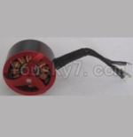 WL915 Boat Parts-32 The Brushless motor