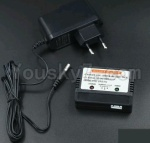 WL915 Boat Parts-47 the Official Charger and balance charger Set-Can charge one battery at the same time
