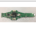 Wltoys Q676 Parts-07 Circuit board-With Altitu,Receiver boar-With Altitude Hold